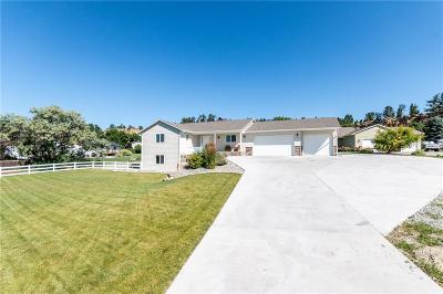 Single Family Home Contingency: 1310 Wrangler Trail