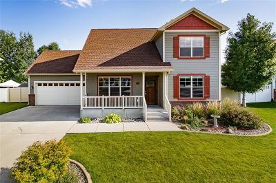 Billings Single Family Home For Sale: 3050 Hunters Ridge Loop