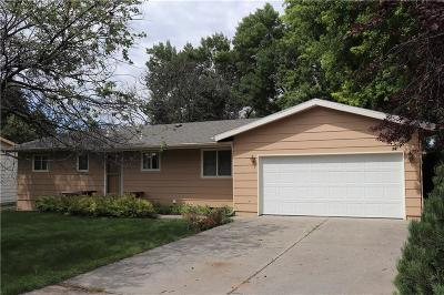 Billings Single Family Home For Sale: 2314 41st Street W
