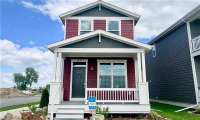 Billings Condo/Townhouse For Sale: 1621 Walter Creek Boulevard #1
