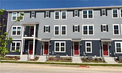 Condo/Townhouse For Sale: 1717 Walter Creek Boulevard