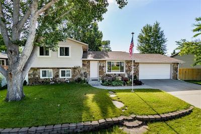 Billings Single Family Home For Sale: 1329 Patriot Street