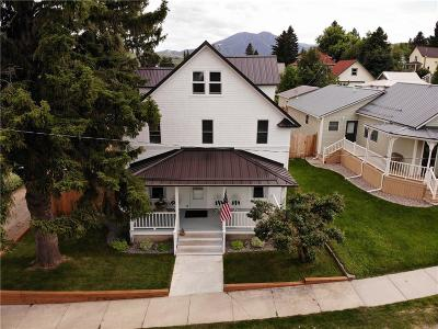 Red Lodge Single Family Home For Sale: 114 W 6th Street
