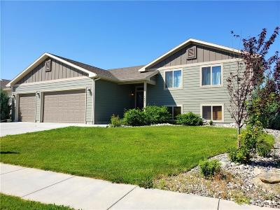Yellowstone County Single Family Home For Sale: 1423 Benjamin Boulevard