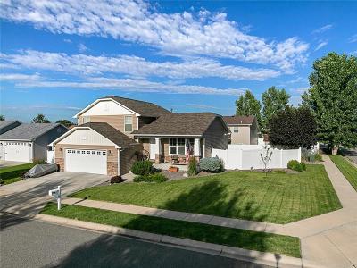 Billings Single Family Home For Sale: 1692 Tiburon Lane