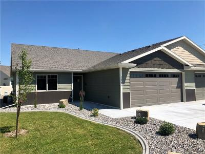 Billings Condo/Townhouse For Sale: 5910 Foxtail Loop West