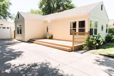 Billings Single Family Home For Sale: 1318 Custer