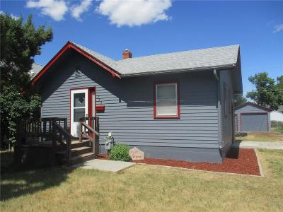 Hardin Single Family Home Contingency: 723 S 2nd Street
