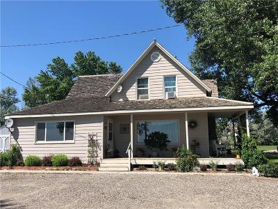Worden Single Family Home For Sale: 2890 N 14th Road