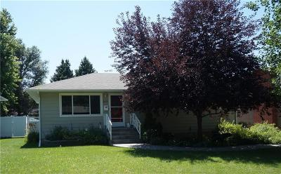 Billings Single Family Home For Sale: 2436 Terry Avenue