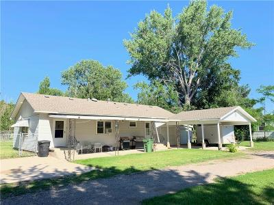 Yellowstone County Single Family Home Contingency: 241 Siewert Lane