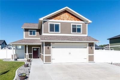 Single Family Home For Sale: 2641 Meadow Creek Loop