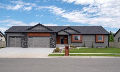 Billings Single Family Home For Sale: 5345 Cabernet Lane