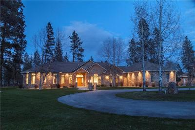 Single Family Home For Sale: 3458 Hale Lane