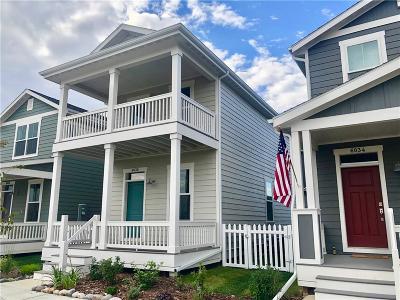 Condo/Townhouse For Sale: 6030 Farmstead Avenue #15