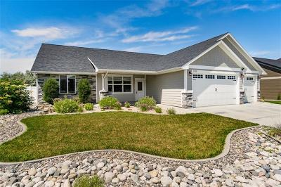 Yellowstone County Single Family Home Contingency: 2620 Meadow Creek Loop