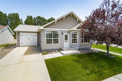 Yellowstone County Single Family Home Contingency: 1503 Twin Oaks Dr