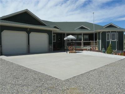 Molt Single Family Home For Sale: 12705 Medicine Man Trail