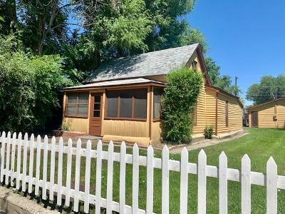 Single Family Home For Sale: 405 S 32nd Street