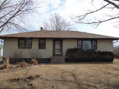 Single Family Home For Sale: 115 3rd St NW Rudyard, Mt
