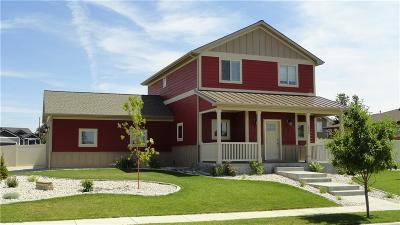 Yellowstone County Single Family Home For Sale: 1509 Carson Way