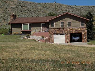 Red Lodge Single Family Home For Sale: 6621 U.s. Highway 212 S