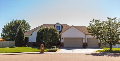 Billings Single Family Home For Sale: 4120 Waterford Drive