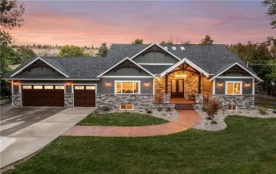 Billings Single Family Home For Sale: 2035 Pryor Lane