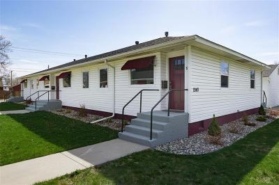 Condo/Townhouse For Sale: 1240 Avenue D #7
