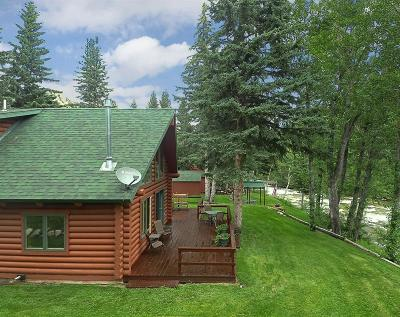 Red Lodge Single Family Home For Sale: 6476 Us Highway 212