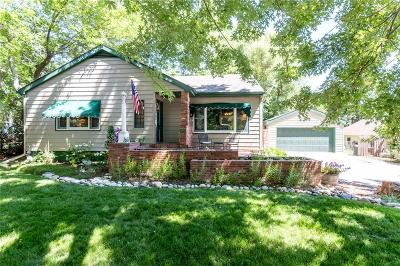 Single Family Home Contingency: 2701 Arvin Road