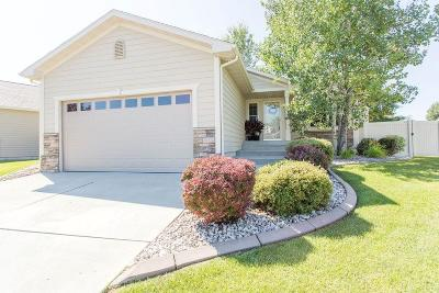 Yellowstone County Single Family Home For Sale: 4142 Sedgwick