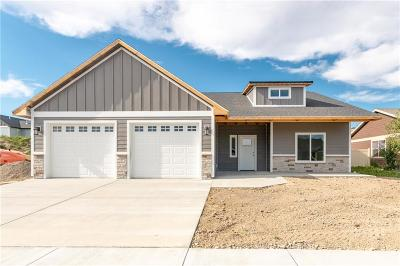 Yellowstone County Single Family Home For Sale: 5209 Amherst Drive