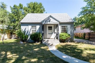 Yellowstone County Single Family Home For Sale: 807 Miles Avenue
