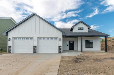 Yellowstone County Single Family Home Contingency: 5221 Amherst Drive