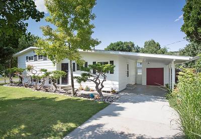 Yellowstone County Single Family Home Contingency: 3205 Vickery Drive