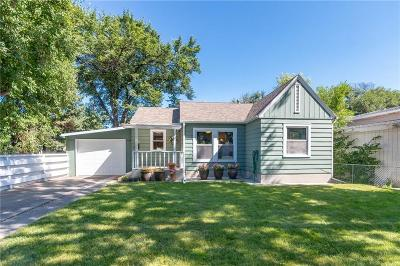 Yellowstone County Single Family Home Contingency: 707 Terry Avenue