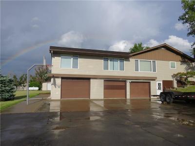 Single Family Home For Sale: 806 11th Street, Circle, Montana