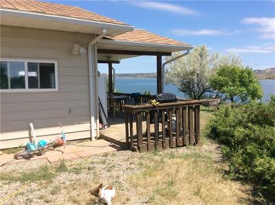 Single Family Home For Sale: Lot 4 Hell Creek Recreation, Jordan, Montana