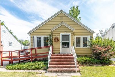 Yellowstone County Single Family Home Contingency: 726 Yellowstone Ave
