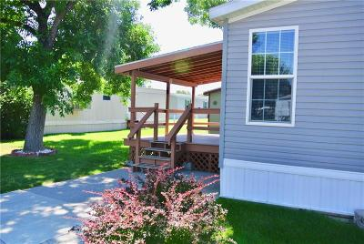 Yellowstone County Single Family Home For Sale: 14 Walnut Grove