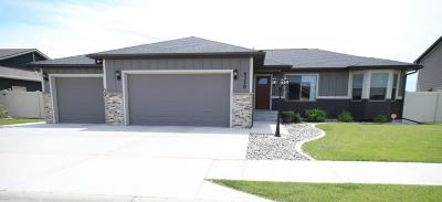 Single Family Home For Sale: 5328 Frontier Dr