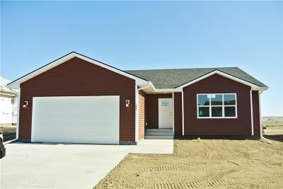 Yellowstone County Single Family Home For Sale: 1421 Topanga Avenue
