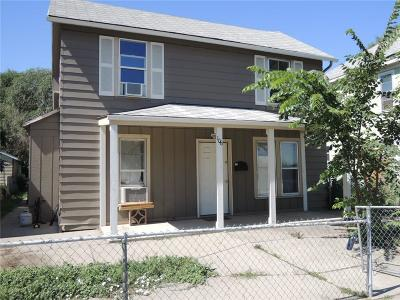 Single Family Home For Sale: 106 S 33rd Street
