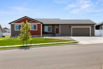 Yellowstone County Single Family Home Contingency: 1306 Topanga Avenue