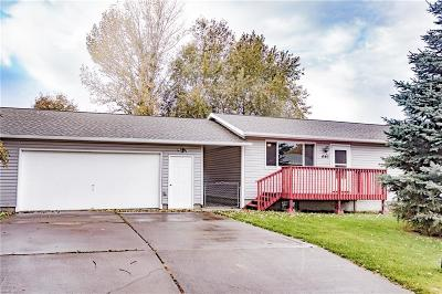 Single Family Home For Sale: 640 Twilight Drive