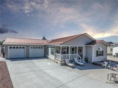 Yellowstone County Single Family Home For Sale: 966 S Heights Lane