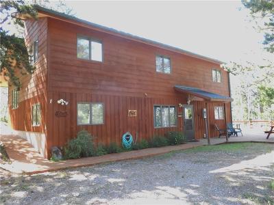 Single Family Home For Sale: 8 Kinikinic