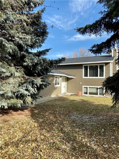 Yellowstone County Single Family Home For Sale: 817 Agate Avenue