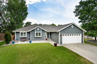 Billings Single Family Home For Sale: 850 Sargeant At Arms Avenue